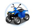 Деньги под залог птс или мотоцикла, мототехники, скутера, квадрацикла в Волгограде и Волгоградской области