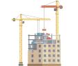Деньги под залог объектов незавершенного строительства в в Новокузнецке и Кемеровской области